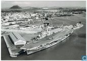 Hr.Ms. Karel Doorman Aruba-1962