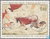 Postage Stamps - France [FRA] - Prehistoric caves of Lascaux