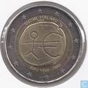 "Coins - Finland - Finland 2 euro 2009 ""10th anniversary of the European Monetary Union"""