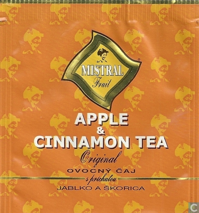 how to make apple cinnamon tea
