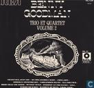 Schallplatten und CD's - Goodman, Benny - Benny Goodman Trio and Quartet Volume 2 (1935-1938)