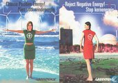 Reject Negative Energy! Choose Positive Energy!
