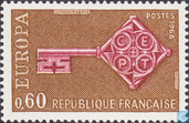 Timbres-poste - France [FRA] - Europe – Clé