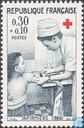 Postage Stamps - France [FRA] - Assistance
