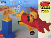 Lego 2676 Bertie the Little Red Plane