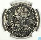 Mexico 8 reales 1783 (FF)