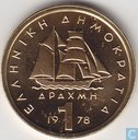Griekenland 1 drachma 1978 (PROOF)