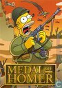 "The Simpsons game ""Medal of Homer"""