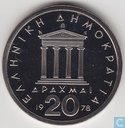 Greece 20 drachmai 1978 (PROOF)