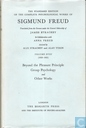 The standaard Edition of the complete psychological Works  of Sigmund Freud