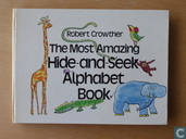 Most amazing hide and seek alphabet book