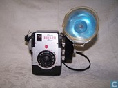 Brownie Bulls-eye camera zwart