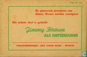 Strips - Jimmy Brown - Jimmy Brown en de bende van Dolle Dirk