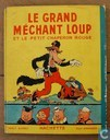 Books - Drie biggetjes, De - Le Grand Méchant Loup et le petit chaperon rouge