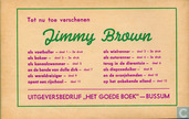 Comic Books - Jimmy Brown - Jimmy Brown opent een rijschool
