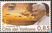 Travel Pope Benedict XVI
