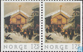 Timbres-poste - Norvège - Kerstmis