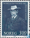 Postage Stamps - Norway - Nobel Prize Bearers