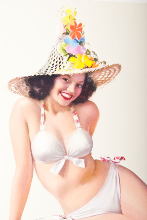 Calendrier Erotique.Erotique Pin Up Calendrier She S Tops 1961 Catawiki