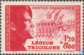 Postage Stamps - France [FRA] - Légion Tricolore