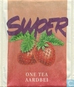 Tea bags and Tea labels - Super - Aardbei