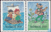 Postage Stamps - Norway - Christmas