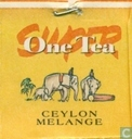 Tea bags and Tea labels - Super - Ceylon Melange
