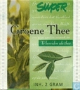 Tea bags and Tea labels - Super - Groene Thee