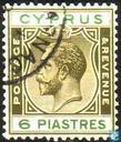 Timbres-poste - Chypre [CYP] - Roi George V