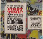 Disques vinyl et CD - Basie, Count - First Time! The Count Meets The Duke, Duke Ellington/Count Basie
