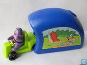 Grimace green buggy
