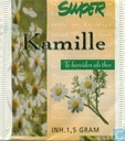 Tea bags and Tea labels - Super - Kamille