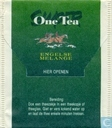 Tea bags and Tea labels - Super - Engelse Melange