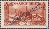 Steel mills in Burbach with print