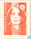 Postage Stamps - France [FRA] - Marianne (type Briat)