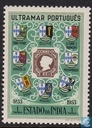 Portuguese stamp centenary