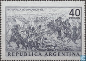 150 years Battle of Chacabuco