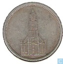 "Coins - Germany - German Empire 5 reichsmark 1935 (A) ""1st Anniversary of Nazi Rule - Potsdam Garrison Church"""