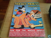 Mickey Mouse magazine may 1937 vol 2 no 8