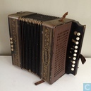 Hohner Marca Registrada accordeon