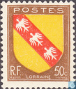 Postage Stamps - France [FRA] - Provinces Coats of Arms