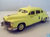 Checker 1949 New York Yellow Cab