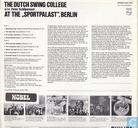 Disques vinyl et CD - Dutch Swing College Band - The Dutch Swing College College at the Sportpalast Berlin