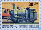 Vieilles locomotives