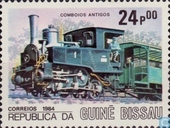 Old locomotives