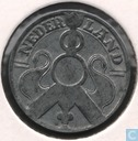 Coins - the Netherlands - Netherlands 2½ cent 1941 (zinc)