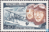 Postage Stamps - France [FRA] - Nungesser and Coli