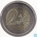 "Coins - San Marino - San Marino 2 Euro 2005 ""World Year of Physics 2005"""