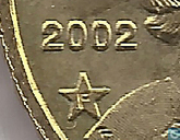 Coins - Greece - Greece 10 cent 2002 (F)