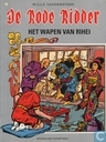 Comic Books - Red Knight, The [Vandersteen] - Het wapen van Rihei